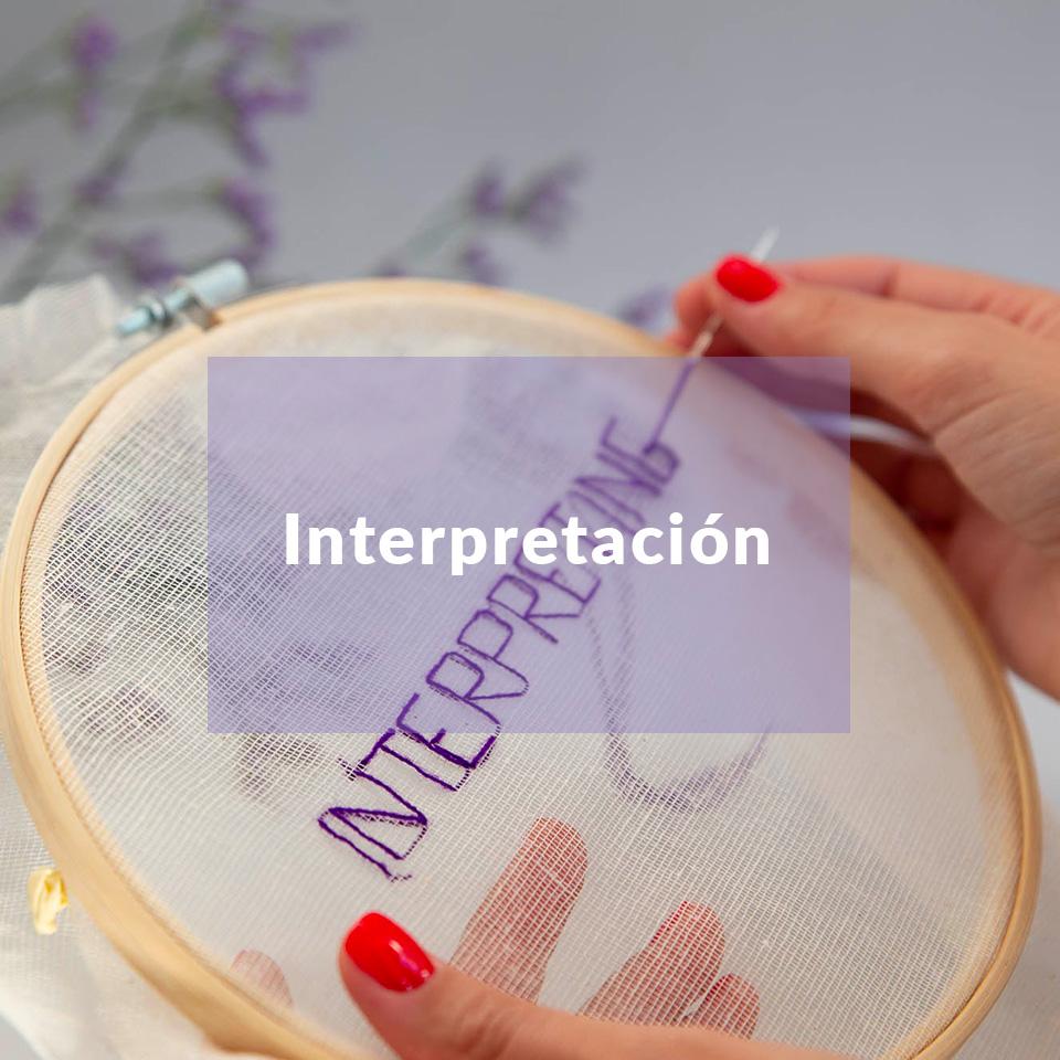 Stefania Bua - Language Stylist - Interpreting Service