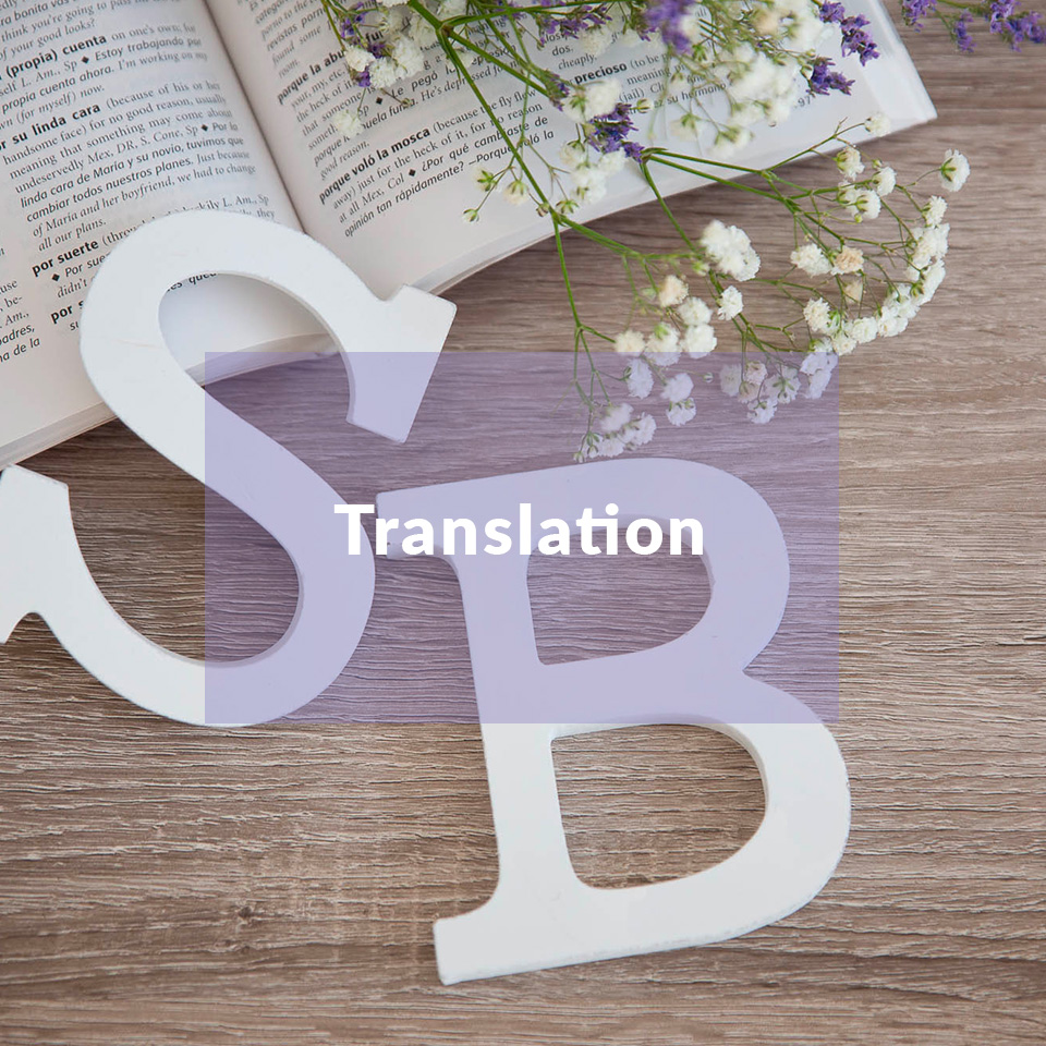 Stefania Bua - Language Stylist - Translation Service